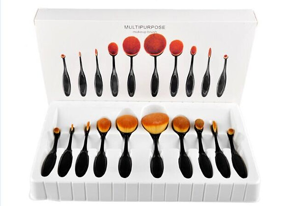 Multipurpose Brushes Set
