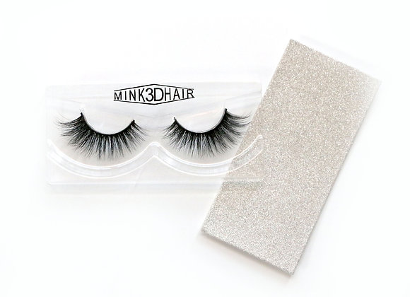 Mink False Lashes 'Gemini'