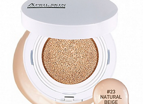 April Skin Magic Snow White Cushion Foundation