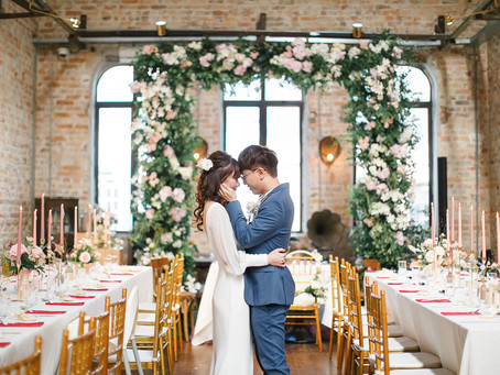 5 Chic & Intimate Wedding Venues in KL City Center