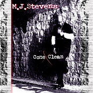 'Come Clean', Mark.J.Stevens Single Cover