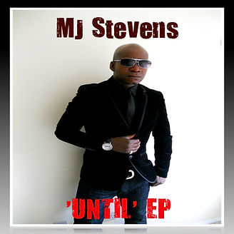 'Until' EP, Mark.J.Stevens EP Cover art