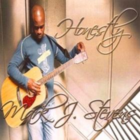 'Honestly', Mark.J.Stevens Music Album Art Work.