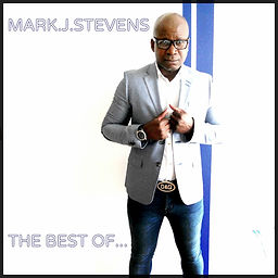 'The Best Of...Mark.J.Stevens Album/CD cover art.