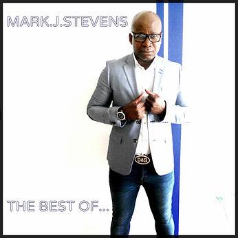 'The Best Of...Mark.J.Stevens Album/CD cover art.