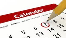 cpr training calendar
