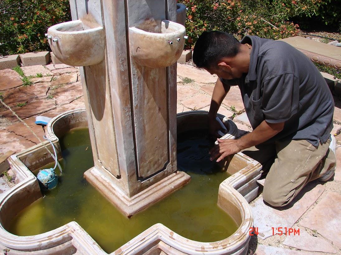 fountain-maintenance