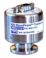 MKS 925 Pirani Vacuum Gauge