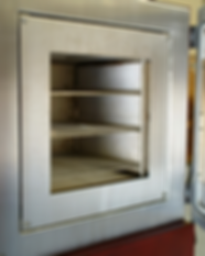 Cold-Wall Vacuum Oven