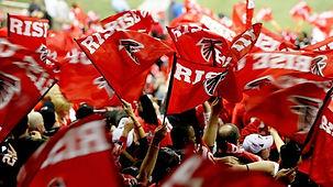 Rise Up Falcons Fans