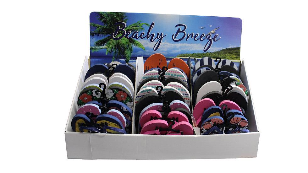Beachy Breeze Assorted Sandals