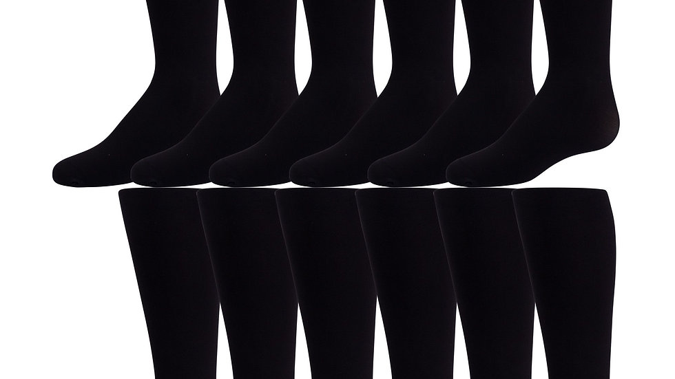 Girls Opaque Microfiber Tights with Spandex