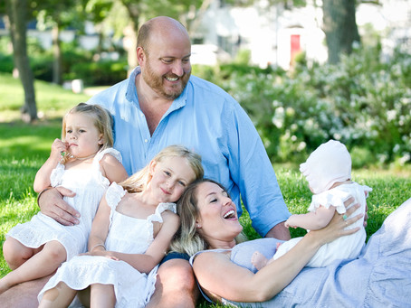 Lifestyle Newborn Photography during COVID -19 | Wilmette - Winnetka - Glencoe Photographer