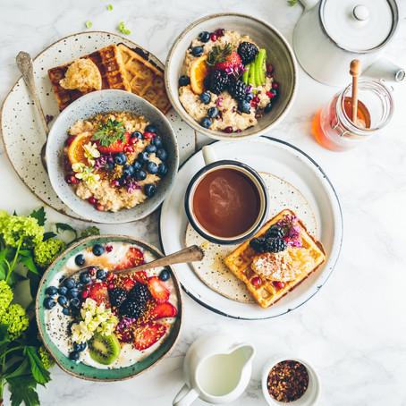 Tips saludables de Oh My Veggie!