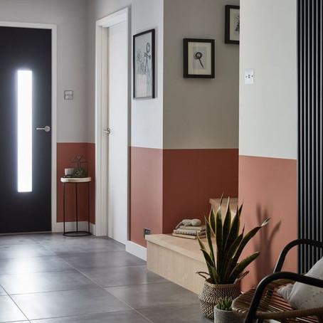 5 ideas para decorar y aprovechar un pasillo.