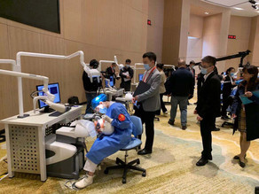 Shanghai Dental Competition chooses SimEx as favorite simulator software