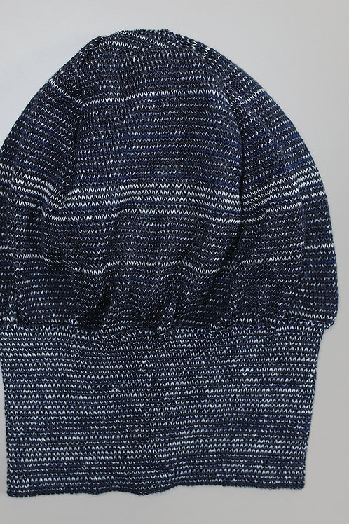 VINCE KNITTED HAT MARINE MIX