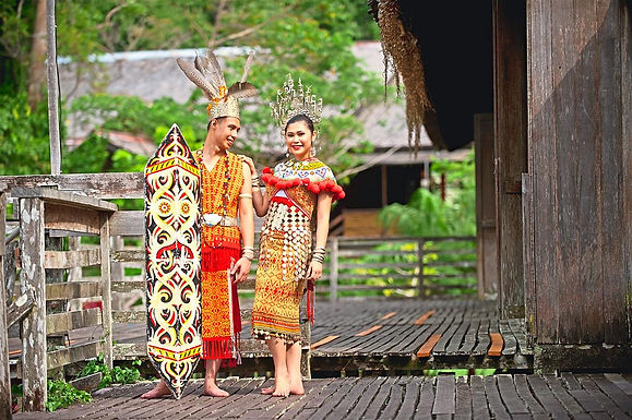Sarawak Cultural Village + Cat Museum