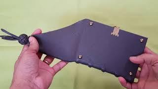 Girdle book-diary