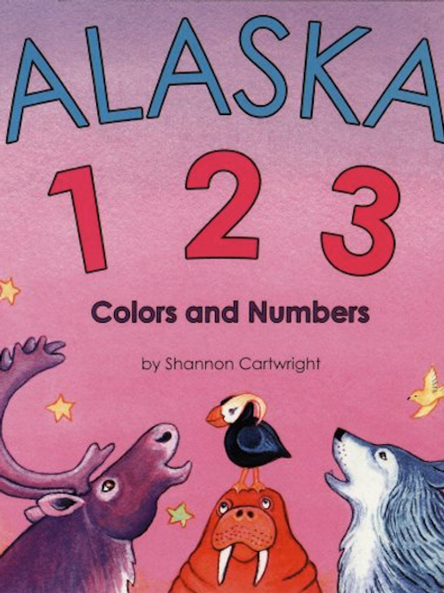ALASKA 123, Colors and Numbers