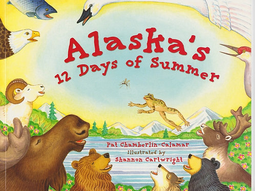 "ALASKA""S 12 Days of Summer"