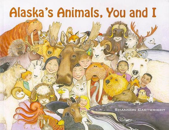 Alaska's Animals, you and I-front.jpeg