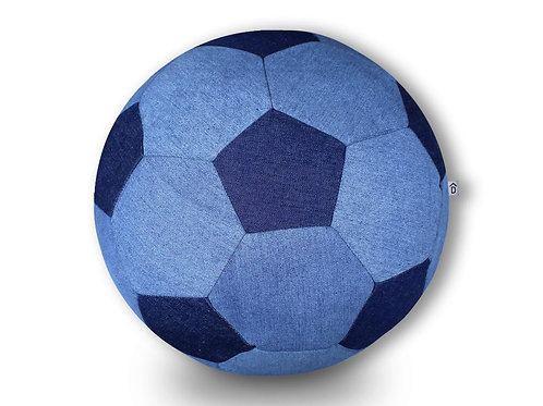 Ballon Denim Soccer