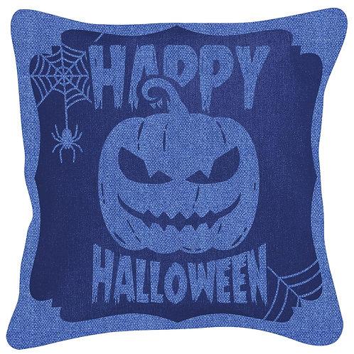 Pumpkin Indoor/Outdoor Cotton Throw Pillow