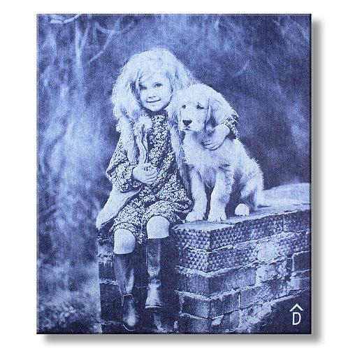 Canvas Girl Denim by DecoNIM