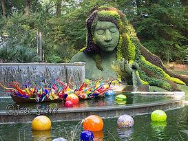 Chihuly at Atlanta Botanic Garden