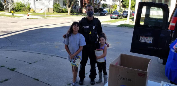 racine officer with kids.jpg