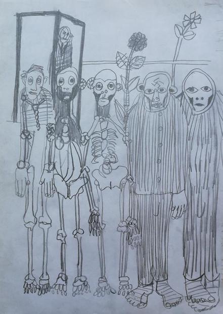 Pencil Drawings No2