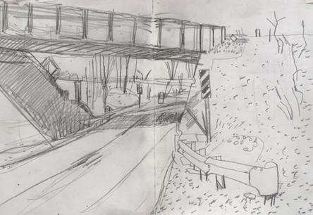 Bridge At Sherlotte 2016