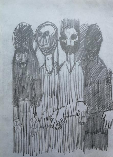Pencil Drawings No4