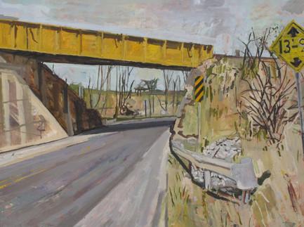 Yellow Bridge Sharlotte 2016