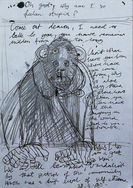 Pencil Drawings No6
