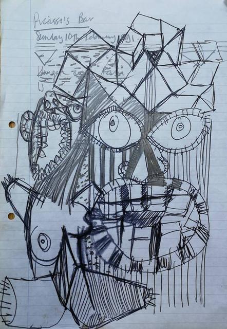 Pencil Drawings No8