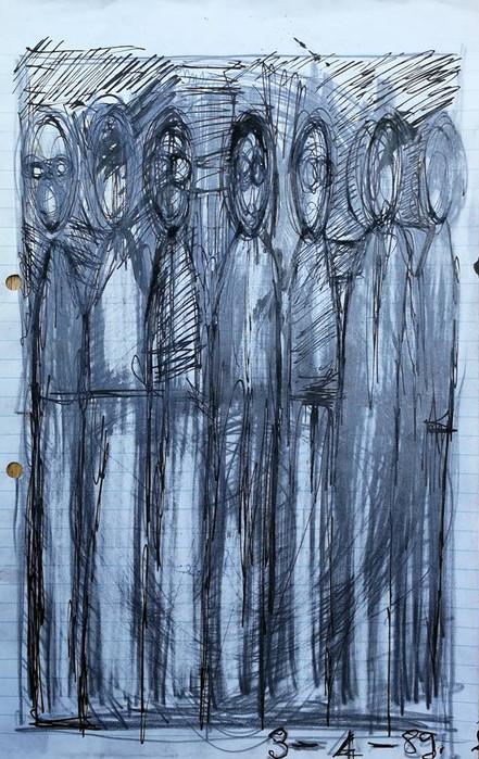 Pencil Drawings No9