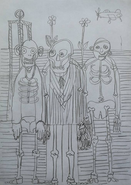 Pencil Drawings No3