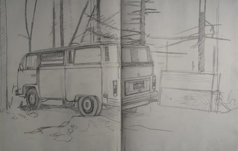 VW Camper 2012