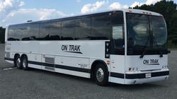 55 Passenger Prevost Bus