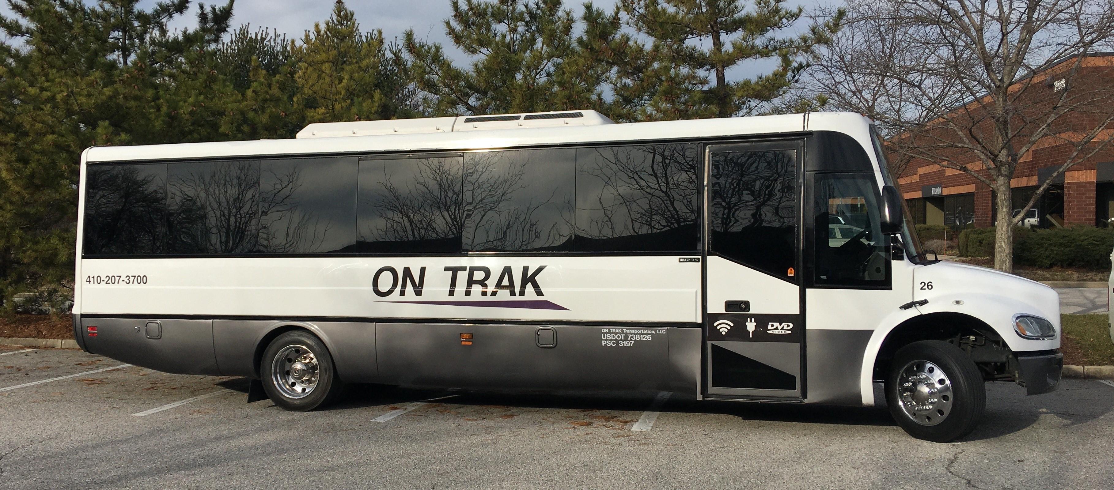 25 passenger Coach