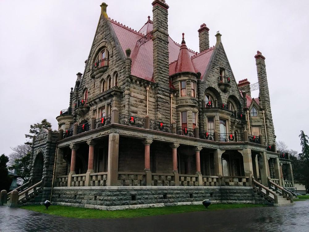 Craigdarroch Castle Victoria British Columbia