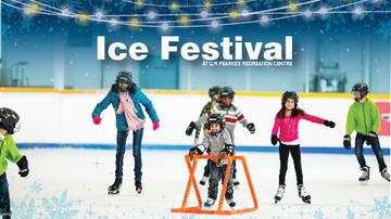 Ice Festival at Pearkes Arena