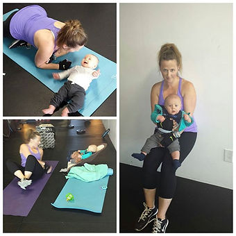 Julia is back at True Strength after having her third baby, Jaxson! She is an amazing client...jpg