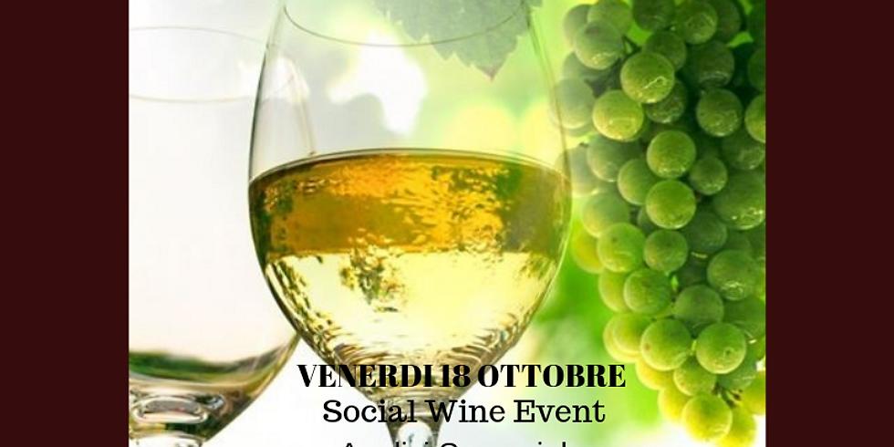 Social Wine Tasting : serata in Compagnia della Sommelier