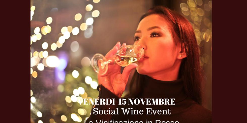 Vino, Cibo e Compagnia: Social Wine Event