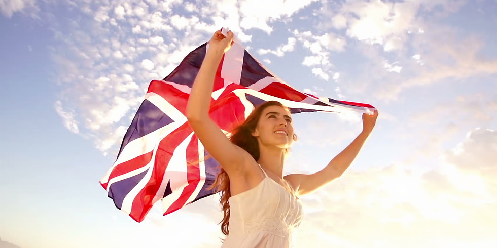 Party in lingua inglese, Gratis!