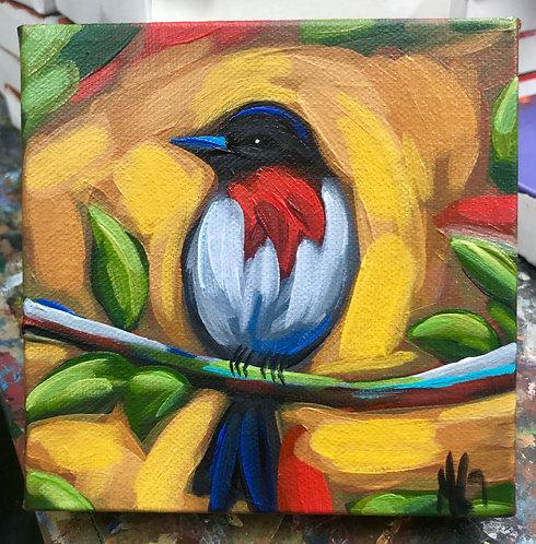 Bitty Bird 15