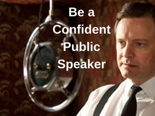 Be A Confident Public Speaker and Overcome Your Fear of Public Speaking